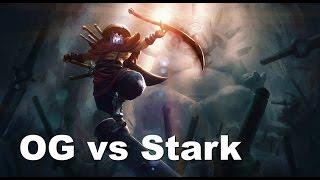 OG (monkey business) vs Stark StarSeries Dota 2