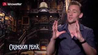 Baixar Interview Tom Hiddleston CRIMSON PEAK