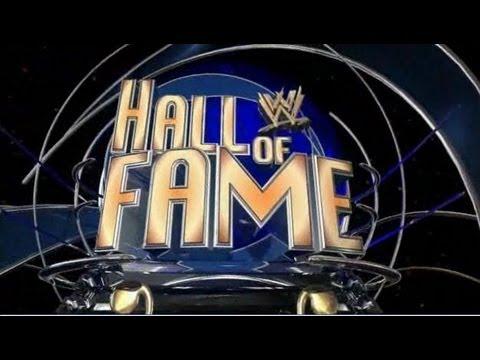 Salón de la Fama de la WWE 2012
