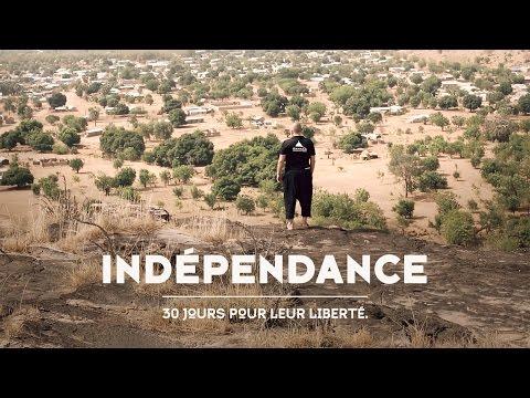 Indépendance  : 30 jours pour leur liberté !