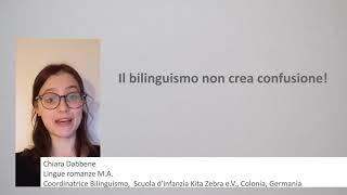 Acquisizione del linguaggio (multilingue) – Come posso sostenere mio figlio?