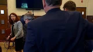 Opioid Trial Hearing