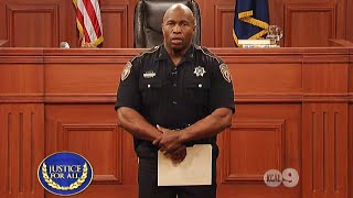 Bailiff on TV Court Show Charged With Murder