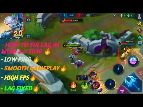 How To Fix Lag In Mobile Legends In 2020