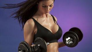 Программа тренировок для девушек в тренажерном зале Энциклоп(Программа тренировок для девушек, которые впервые пришли в тренажёрный зал и только начинают регулярно..., 2015-08-03T19:34:30.000Z)