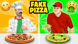 LECKERE PIZZA VS EKEL PIZZA?!