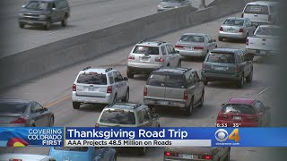 AAA Predicts Holiday Travel Hotspots In Colorado