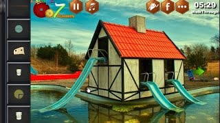 The Abandoned Water Park Escape  walkthrough Escape007Games.