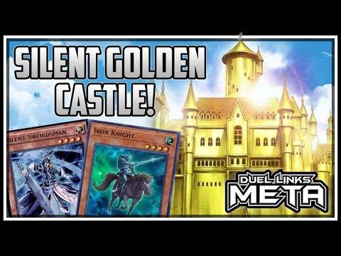 Silent Swordsman Golden Castle! [Yu-Gi-Oh! Duel Links]