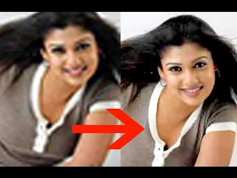 Low To High Quality-Resolution Photo Adobe Photoshop  Cs6 Tutorials By Tips And Graphics