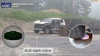 Aurum Security - Cамые Защищенные Бронированные Гражданские Автомобили В Мире