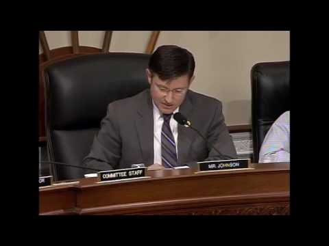 Rep. Johnson on excessive litigation against the Department of the Interior