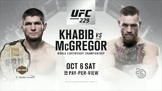 Official Promo: Conor McGregor vs. Khabib Nurmagomedov