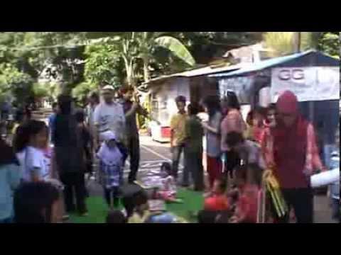 warga nangka Rt004 Rw01 cengkareng barat PERSIAPAN lomba 17 Agustus 2013