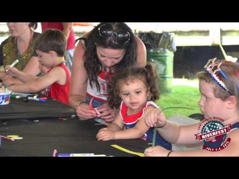 Saint Charles Missouri Riverfest 2015