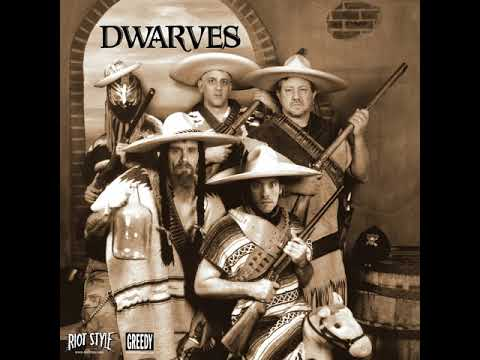 The Dwarves -  Here's Looking At You (Official Audio)