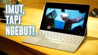 Cobain ah laptop yang terkenal banget di luar karena ortabilitas da...
