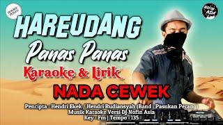 Hareudang (Nestapa) Karaoke Lirik (Nada CEWEK)   Pasukan Perang   Musik Versi DJ Nofin Asia   Key:Fm
