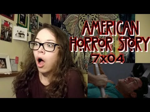 """American Horror Story Reaction 7x04 """"11/9"""""""
