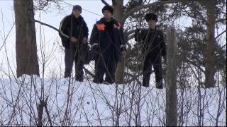 Зимняя рыбалка елец тугун ёрш налим 5 апреля 2013 года.
