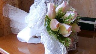 Красивое свадебное видео. Утро невесты.