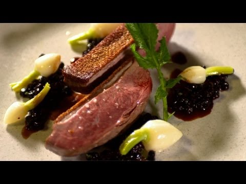 Duck for the Holidays: Cooking with Chef Abram Bissell of NoMad Restaurant in New York CIty