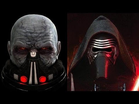 Why Kylo Ren was Defeated in The Force Awakens (The Darth ...
