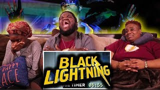Black Lightning 2X2 : REACTION & DEEP DISCUSSION!!!