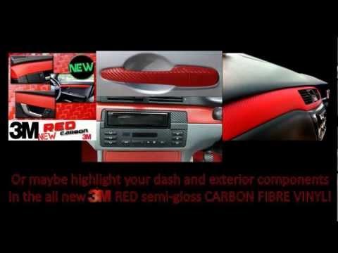 Vinyl Vehicle Wraps Custom Designs Matte Black Carbon