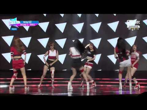 "[HD] 150707 - #SIXTEEN  Minor Team ""다시 해줘""( Do it again ) Final #EP10"
