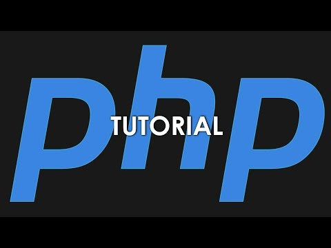 PHP Tutorial Introduction - Learn PHP Programming