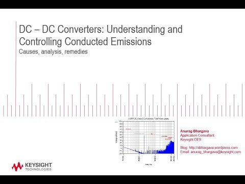 DC-DC Converters: Understanding & Controlling Conducted Emissions