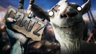 IT'S THE GOAT-POCALYPSE | GoatZ #1
