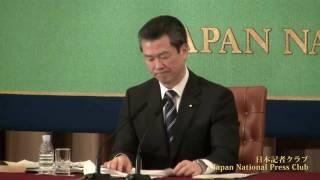 馬淵澄夫 総理補佐官 2011.4.22