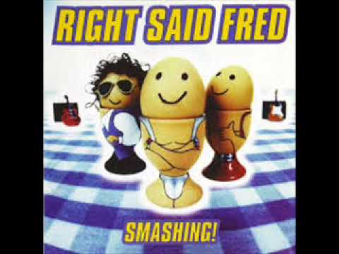RIGHT SAID FRED - you want kissing mp3