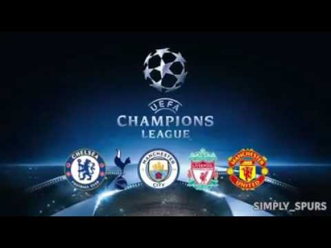 champions league england