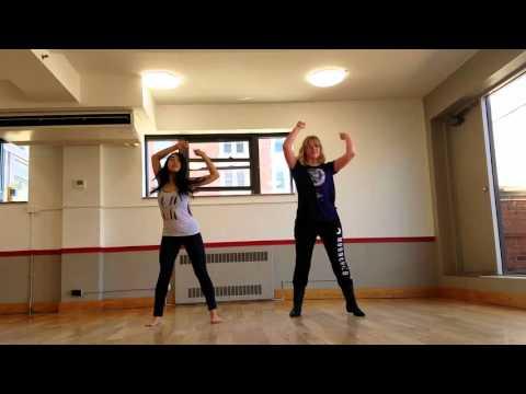 Hip Hop Choreo - Sugar - Robin Shulz