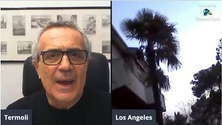 Termoli in diretta con Mark Di Meo da Los Angeles