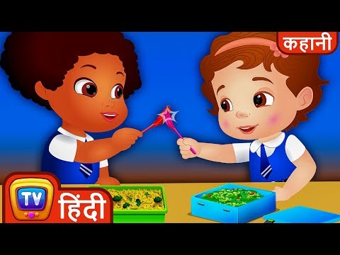 खाना चोर (Lunch Thief) - Hindi Kahaniya For Kids | Hindi Moral Stories For Kids | ChuChu TV
