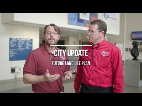 City Update- Future Land Use Map