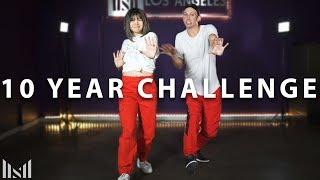 "10 YEAR DANCE CHALLENGE ft Bailey Sok | ""Get Ur Freak On"" - Missy Elliot"
