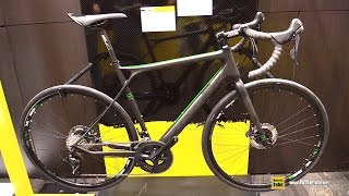 2016 GT Bicycles Grade Carbon Enduroad Bike - Walkaround - 2015 Eurobike