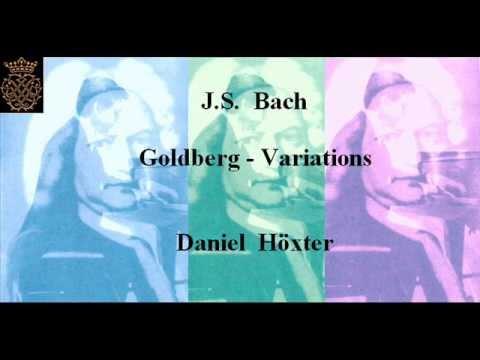 Daniel Hoexter Plays J. S. Bach- Goldberg Variations BWV 988 (Complete)