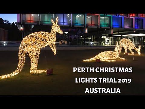 Perth Christmas Lights Trail 2019 (Australia)