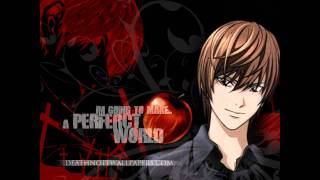 Lights Theme - Yoshihisa Hirano and Hideki Taniuchi (death note Sound track)