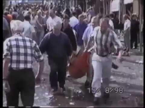 Real IRA behind 1998 Omagh Bombing