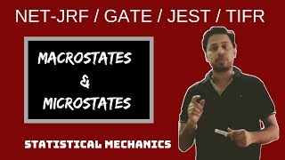 Part -1 : Macrostate And Microstate Hindi || POTENTIAL G