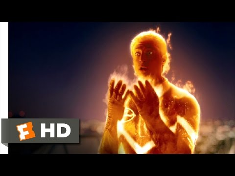 Superhero Movie (6/11) Movie CLIP - Flame On! (2008) HD