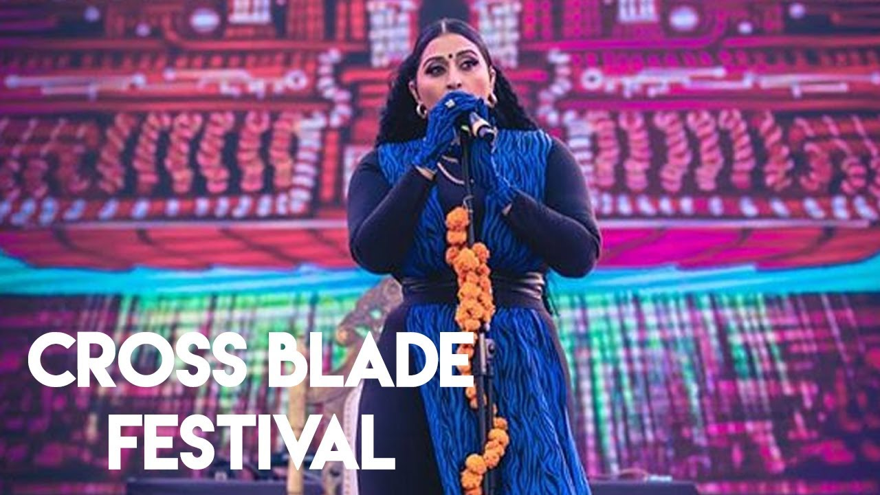 """""""THIS IS MY MANIFESTATION"""" - Cross Blade Festival"""