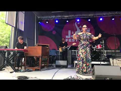Shayna Steele, Atlanta Jazz Festival, 5-26-18